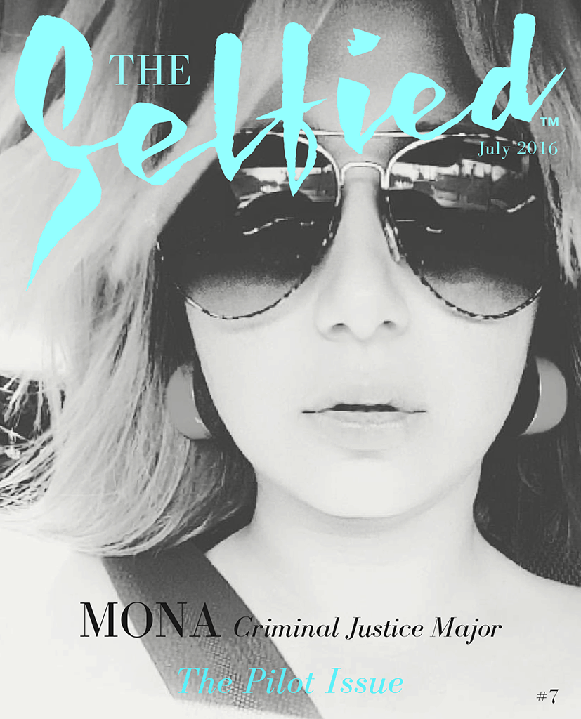 Mona is a criminal justice major from california.