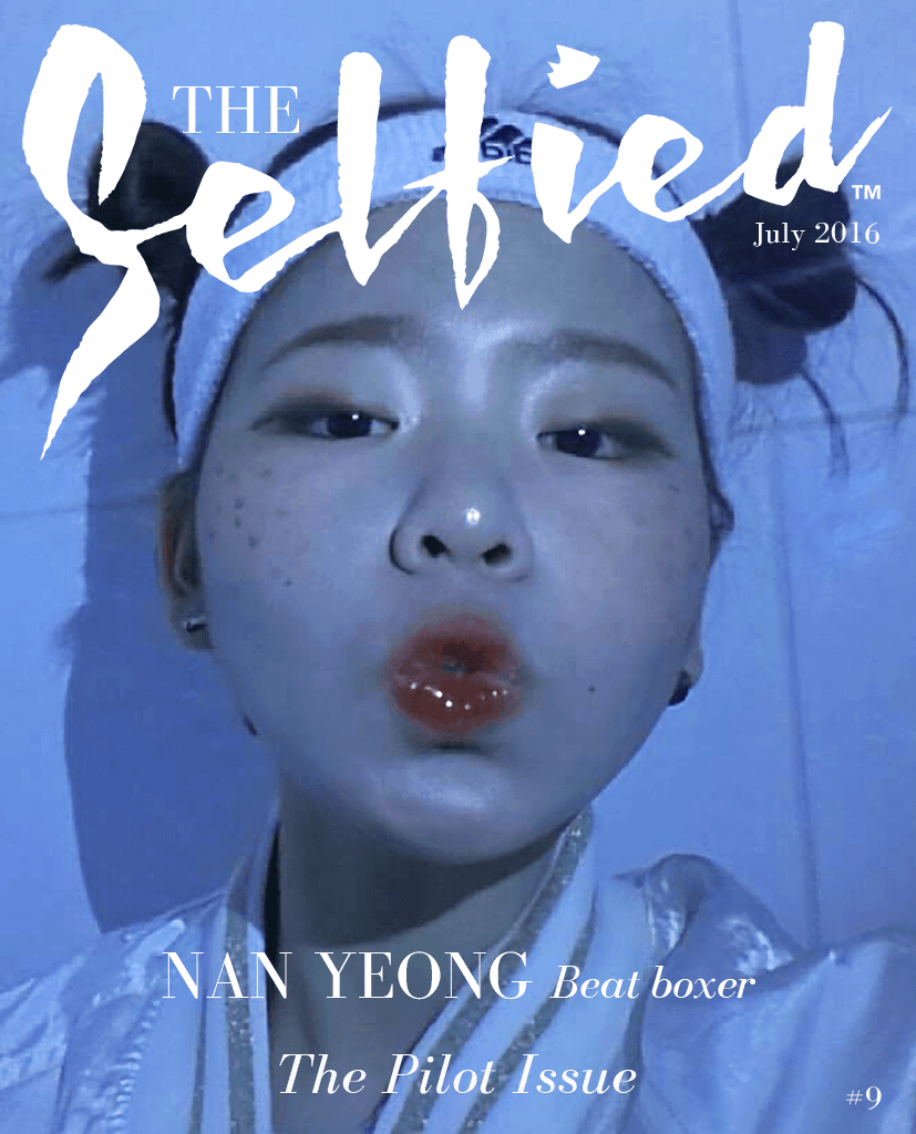 Nan Yeong a Beatboxer from south korea featured at The Selfied