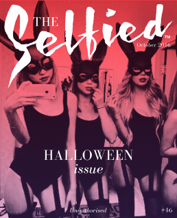 The Selfied magazine Halloween Issue