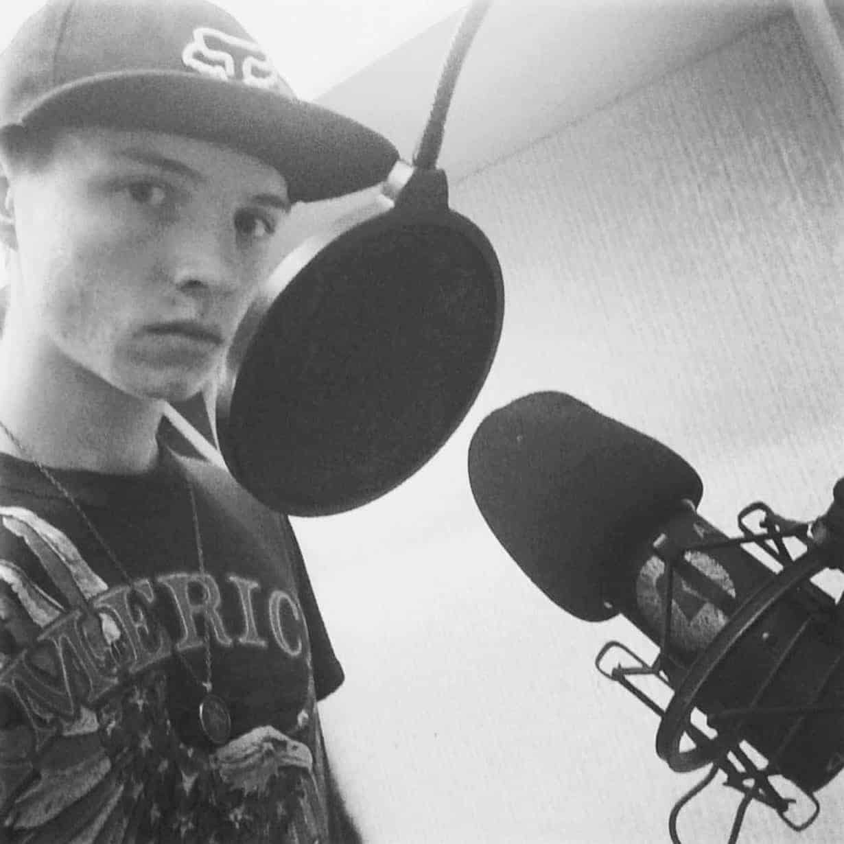 Rapper and Emcee, Master Malice on the mic